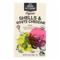 Good Citizens - Shells & Cheese Dinnr - Case of 12 - 6 OZ