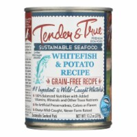 Tender & True Dog Food, Ocean Whitefish And Potato - Case of 12 - 13.2 OZ - Case of 12 - 13.2 OZ each