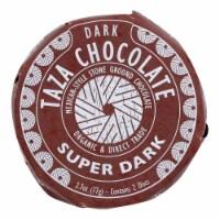 Taza Chocolate Organic Chocolate Mexicano Discs - Super Dark - Case of 12 - 2.7 oz. - Case of 12 - 2.7 OZ each