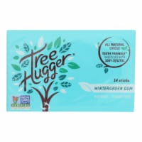 Tree Hugger - Gum Wintergreen Xylitol - Case of 12 - 14 CT - Case of 12 - 14 CT each
