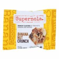 Supernola - Fruit Nuts Ban Nut Cnch - Case of 12-1.7 OZ - Case of 12 - 1.7 OZ each