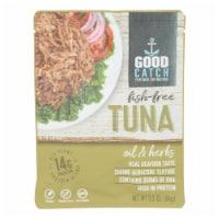 Good Catch - Fish Free Tuna Oil & Herb - Case of 12 - 3.3 OZ - Case of 12 - 3.3 OZ each