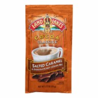 Land O Lakes Cocoa Packets - Salted Caramel - Case of 12 - 1.25 oz - Pack of 3 - Case of 3 - 1.25 OZ each