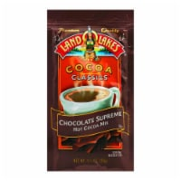 Land O Lakes Cocoa Classic Mix - Hot Cocoa - 1.25 oz - Case of 12 - Case of 12 - 1.25 OZ each