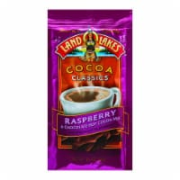 Land O Lakes Cocoa Classic Mix - Raspberry and Chocolate - 1.25 oz - Case of 12 - Case of 12 - 1.25 OZ each