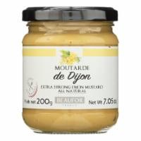 Beaufor Extra Strong Dijon Mustard - Case of 12 - 7.05 OZ
