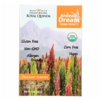 Andean Dream - Quinoa Pasta - Elbows - Case of 12 - 8 oz.