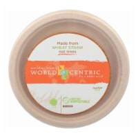 World Centric Fiber Plate - Case of 12 - 20 Count - Case of 12 - 20 CT each
