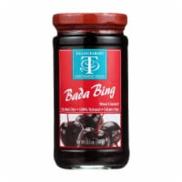 Tillen Farms Cherries - Bada Bing - 13.5 oz - case of 6 - 13.5 OZ