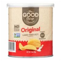 The Good Crisp Company Potato Crisps - Original - Case of 12 - 1.6 oz - 1.6 OZ