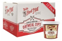 Bob's Red Mill Gluten Free Brown Sugar and Maple Oatmeal Cups