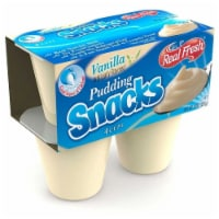 Advance Food Products Real Fresh Vanilla Pudding, 3.5 Ounce -- 48 per case.
