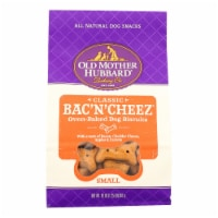 Old Mother Hubbard - Biscuits Bac'n'cheez Sm - Case of 6 - 20 OZ