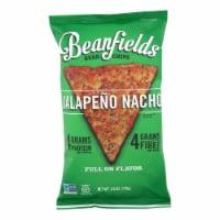 Beanfields Jalapeno Nacho Bean Chips 5.5oz (CASE) - Case of 6 - 5.5 OZ each