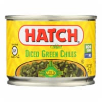 Hatch Chili Hatch Fire - Roasted Chiles - Cooking Sauce - Case of 24 - 4 oz. - Case of 24 - 4 OZ each