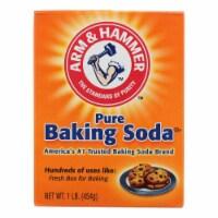 A&h - Baking Soda - Case of 24 - 16 OZ - Case of 24 - 16 OZ each