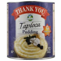 Bay Valley Foods Tapioca Thank You Pudding -- 6 cans per case.