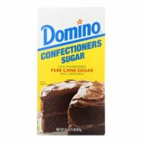 Domino Sugar - Confectioners 10X - Case of 24 - 1 Lb - Case of 24 - 1 LB each
