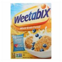 Weetabix Whole Grain Cereal - Case of 12 - 14 oz. - 14 OZ