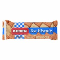 Kedem Tea Biscuits - Plain - Case of 24 - 4.2 oz.