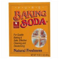 Karlin Food - Baking Soda - Case of 24 - 16 OZ - Case of 24 - 16 OZ each
