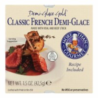 More Than Gourmet Demi-Glace Gold Classic French Demi-Glace  - Case of 24 - 1.5 OZ - Case of 24 - 1.5 OZ each
