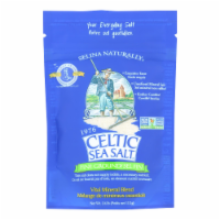 Celtic Sea Salt - Reseal Bag Fine Ground - Case of 6 - .25 LB