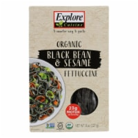 Explore Cuisine - Fett Black Bean Sesame - Case of 6 - 8 OZ