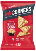Popcorners Kettle Popped Corn Chips, 1 Ounce -- 40 per case