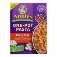 Annie's Homegrown - One Pot Psta Veg Pizz - Case of 8 - 6.8 OZ - Case of 8 - 6.8 OZ each