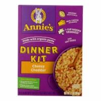 Annie's Homegrown - One Pot Psta Veg Chsy - Case of 8 - 7.2 OZ