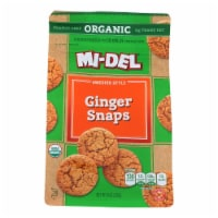 Midel - Ginger Snaps - Case of 8 - 8 OZ - Case of 8 - 8 OZ each
