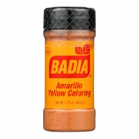 Badia - Food Coloring Yellow - Case of 8-1.75 OZ - Case of 8 - 1.75 OZ each
