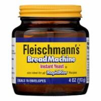 Fleischmann's Classic - Yeast Bread Machine Jar - Case of 8-4 OZ - Case of 8 - 4 OZ each