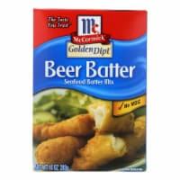 Golden Dipt - Breading - Beer Batter - Case of 8 - 10 oz. - Case of 8 - 10 OZ each
