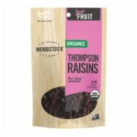 Woodstock Organic Unsweetened Raisins - Case of 8 - 13 OZ - Case of 8 - 13 OZ each