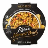 Reese - Harvest Bowl Wild Rice - Case of 8 - 7.70 OZ - Case of 8 - 7.70 OZ each