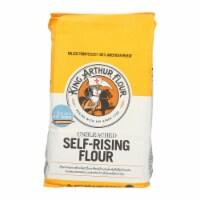 King Arthur Self Rising Flour - Case of 8 - 5 lb. - Case of 8 - 5 LB each