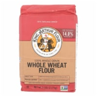 King Arthur Whole Wheat - Case of 8 - 5