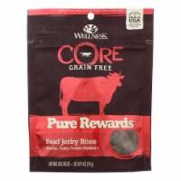 Wellness Pure Rewards Natural Dog Treats  - Case of 8 - 4 OZ - Case of 8 - 4 OZ each