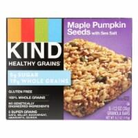 Kind Bar - Granola - Healthy Grains - Maple Pumpkin Seeds Sea Salt - 5/1.2 oz - case of 8