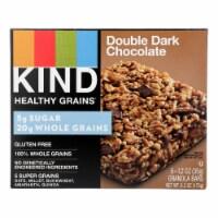 Kind Bar - Double Dark Chocolate - Case of 8 - 5/1.2 oz