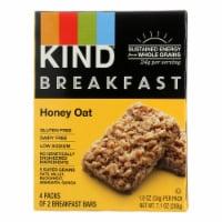 Kind Honey Oat - Case of 8 - 1.8 oz. - Case of 8 - 4/1.8 OZ each