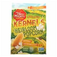 Tiny But Mighty Popcorn Popcorn - Unpopped Kernels - Case of 8 - 20 oz