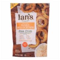 Ian's Panko Breadcrumbs - Gluten Free - Case of 8 - 7 oz. - Case of 8 - 7 OZ each