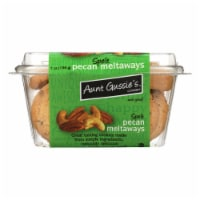 Aunt Gussie's Pecan Meltaways - Sugar Free - Case of 8 - 7 oz. - Case of 8 - 7 OZ each