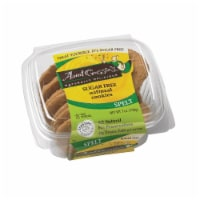Aunt Gussie's Cookies - Sugar Free Oatmeal - Case of 8 - 7 oz. - Case of 8 - 7 OZ each