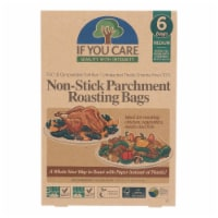 If You Care Parchment Bags - Non Stick - Medium - Case of 8 - 6 count - Case of 8 - 6 CT each