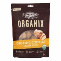 Castor and Pollux Organic Dog Cookies - Chicken - Case of 8 - 12 oz. - Case of 8 - 12 OZ each