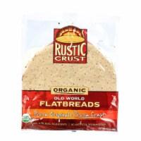 Rustic Crust Pizza Crust - Organic - Flatbreads - Pizza Originale - 13 oz - case of 8 - Case of 8 - 13 OZ each